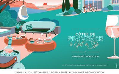 Côtes de Provence, le goût du style