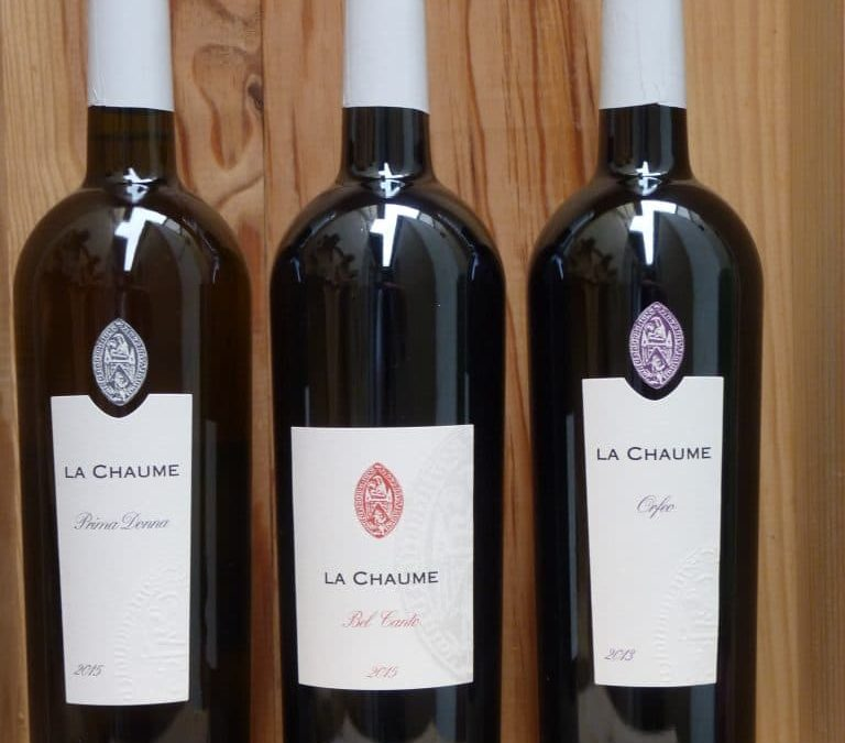 Nouveautés vins Fiefs vendéens Prieuré-La Chaume