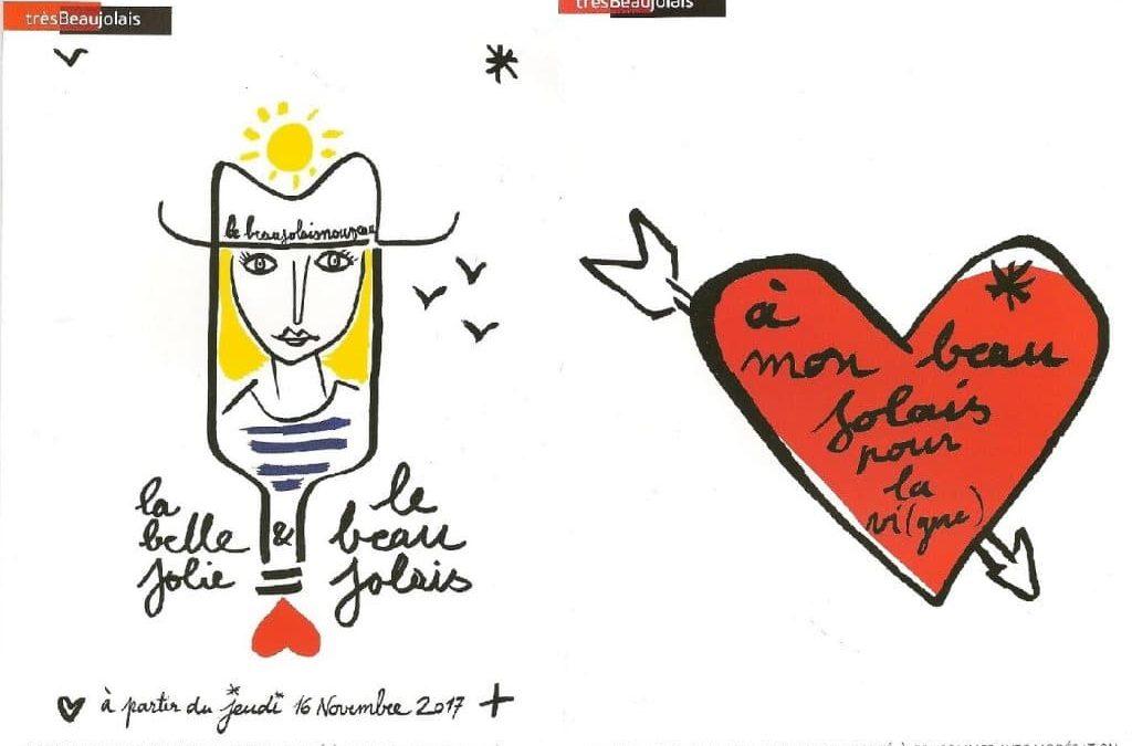 Jeudi 16 novembre : les Beaujolais nouveaux arrivent !!!