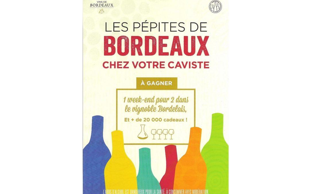 Les pépites de Bordeaux