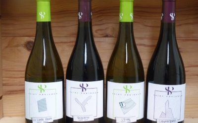 Les nouveautés : vins du Languedoc